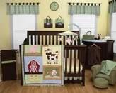 Trend Lab Baby Crib Bedding Set, 6 pc. - Baby Barnyard by