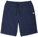 Derek Rose Devon Navy Cotton Shorts