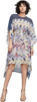 BCBGMAXAZRIA Suzy Asymmetrical Dress