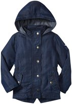 Appaman Decker Jacket (Toddler/Kid) - Blue Depths - 3T