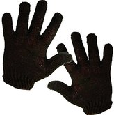2 X MyProStyler THERMAL Heat Resistant Glove Use For Hair Styling Tools (Black)