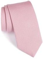 Eton Men's Solid Silk Tie