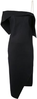 Ports 1961 One-Shoulder Dress