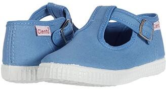 Cienta 51000 (Infant/Toddler/Little Kid/Big Kid) (Denim) Kid's Shoes
