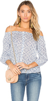 Paige Savannah Off The Shoulder Top