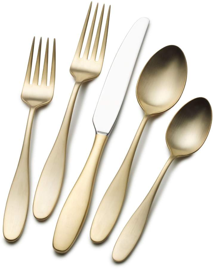 Mikasa 20-Piece Quality Crafted Flatware Set