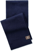 UGG Men's Ribbed Oversized Scarf