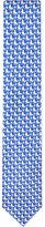 Salvatore Ferragamo Seal Silk Tie