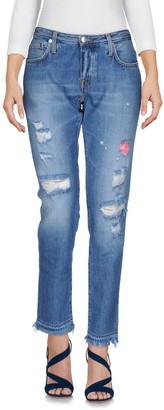 (+) People + PEOPLE Denim pants - Item 42596017WI