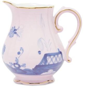 Ginori 1735 - Oriente Italiano Porcelain Milk Jug - Pink Multi