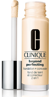 Clinique Beyond Perfecting 2-In-1 Foundation & Concealer 30Ml 01 Flax