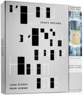 Issey Miyake Men's 3-Piece L'Eau d'Issey Pour Homme Gift Set