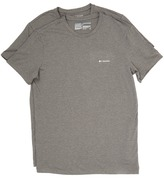 Columbia Performance Cotton Crew T-Shirt 2-Pack