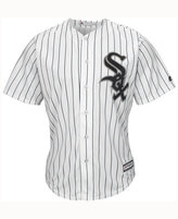 Majestic Men's Chicago White Sox Blank Replica Big & Tall Jersey