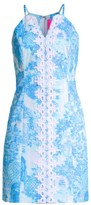 Lilly Pulitzer Pearl Toile Shift Dress