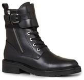 AllSaints Women's Daria Cuffed Combat Boot