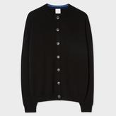 Paul Smith Women's Black Cashmere Cardigan