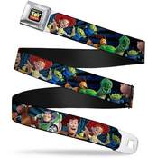 """Buckle Down Buckle-Down Seatbelt Belt - 1.5"""" Wide - 32-52 Inches in Length"""