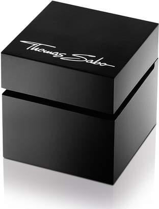 Thomas Sabo Glam Spirit Multi Dial Crystal Bezel Mesh Ladies Watch