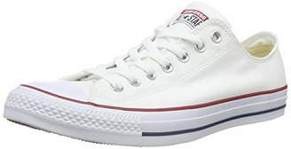 Converse M7652 Unisex Trainers White - 8 UK