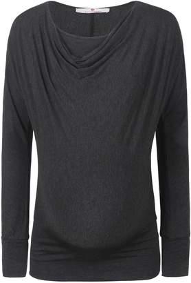 Bellybutton Schwangerschaftsmode Women's Stillshirt 1/1 Arm Long-Sleeved T-Shirt
