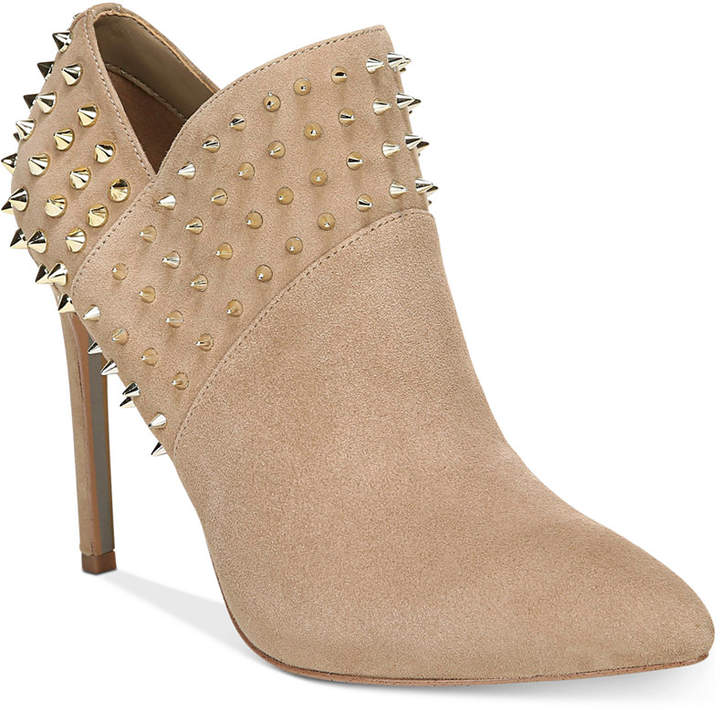 d72fab23b86 Wally Studded Booties Women Shoes