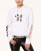Disney Juniors' Mickey & Minnie True Love Graphic Hoodie