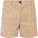 Forte Forte Linen Mix Shorts