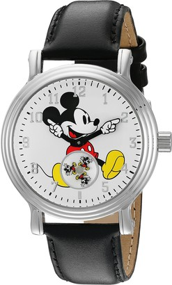 Disney Women's 'Mickey Mouse' Quartz Metal Watch