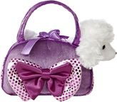Fancy Pals Fancy Pal 8-Inch Purple Poodle With Bow