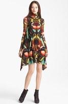 Jean Paul Gaultier Fuzzi Turtleneck Tunic Dress