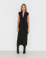 Jesse Kamm Yuri Wrap Dress