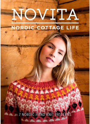 Nordic Novita Cottage Life Knitting and Crochet Pattern Booklet