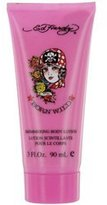 Christian Audigier ED HARDY BORN WILD by for WOMEN: SHIMMER BODY LOTION 3 OZ