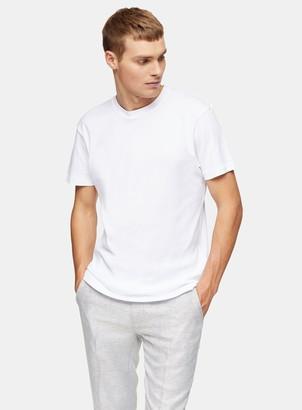 Topman TopmanTopman PREMIUM White T-Shirt
