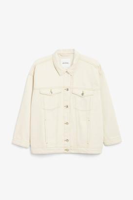 Monki Classic denim jacket