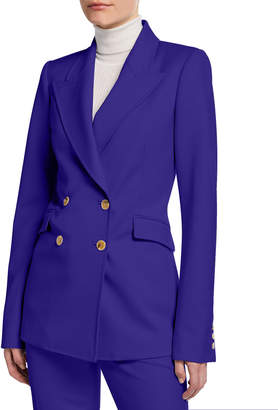 Gabriela Hearst Angela Wool Sports Blazer
