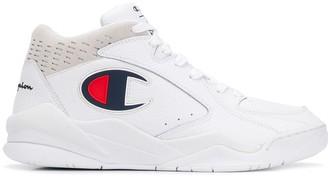 Champion side logo hi-top sneakers