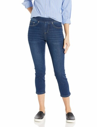 Jag Jeans Women's Maya Skinny Pull On Crop Jean