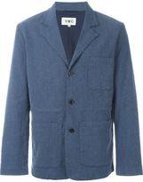 YMC jacquard blazer