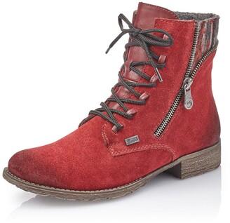 Rieker Payton Lace-Up Boot