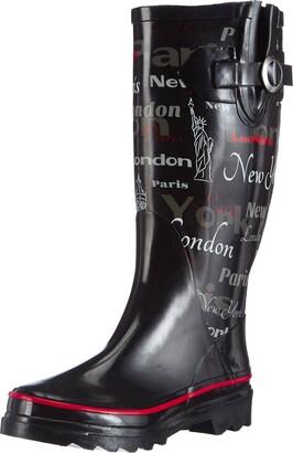 Beck Women's Downtown Wellington Boots