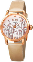 Burgi Women's Diamond Watch