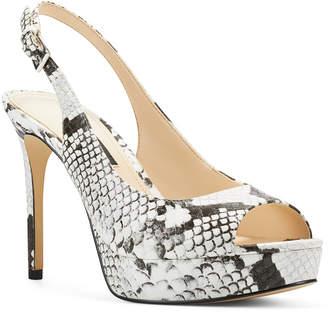 Nine West Elle Slingback Platform Pumps Women Shoes