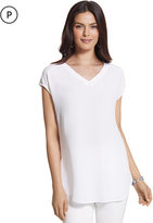 Chico's Essential Layer Langley Top