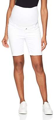 Esprit Women's Bermuda OTB Maternity Shorts,(Size: 36)