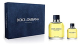 Dolce & Gabbana Dolce Gabbana Pour Homme Two Piece Fragrance Gift Set (A $126 Value)