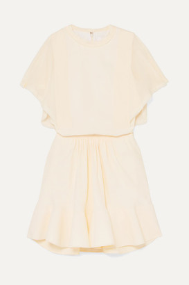 Chloé Cady Mini Dress - Ecru
