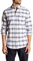 Joe Fresh Long Sleeve Oxford Regular Fit Shirt