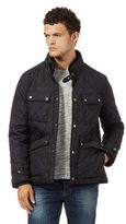 Red Herring Black Quilted Jacket